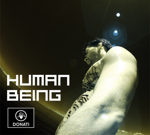 Human being cover